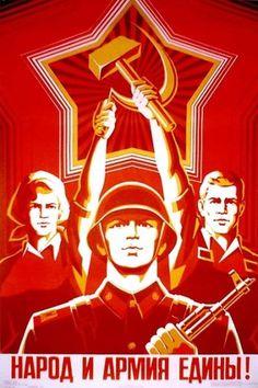 25.jpg (JPEG Image, 400×600 pixels) #propaganda #soviet #poster