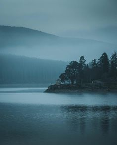 Beautiful Moody Travel Landscapes by Luca Daniel