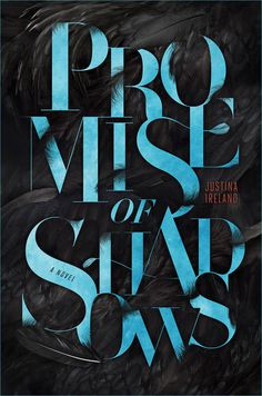 Promise of Shadows – Book Cover Luke Lucas – Typographer | Graphic Designer | Art Director #serif #type