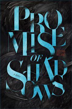 Promise of Shadows – Book Cover Luke Lucas – Typographer | Graphic Designer | Art Director #serif #type