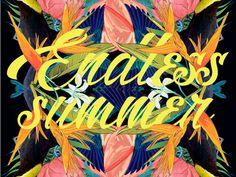 Endless summer by Maria Umiewska