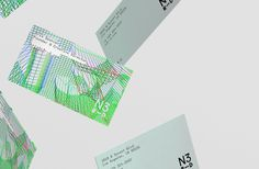 #WeLoveNoise #N3R–D #businesscards