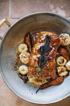 Roast Pork 6 #pork #garlic #food