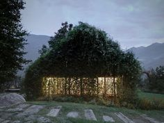 CJWHO ™ (Green Box by Act Romegialli Architects)