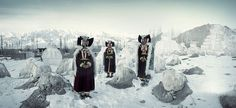 Vanishing Lives Of Tribes Across The World Captured On Camera (46 pics) | Bored Panda #tribe #photo #women #cultulture #ice