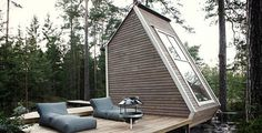 The Collective Loop #cabin #architecture #nido