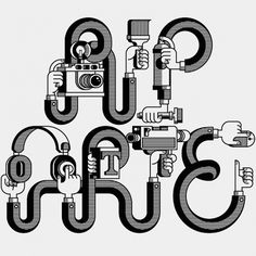 R.I.P. Arte Festival | T-shirt on the Behance Network