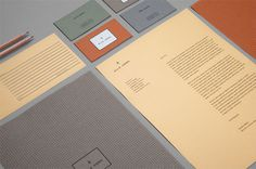 Marcus Hollands #stationery