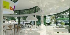 RIO SUCOS   VISEU 2012 #design #architecture #artspazios #restaurant