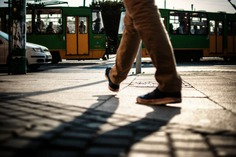 From The Ground Up: Street Photography in Warsaw by Erik Witsoe