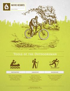 Design Work Life » cataloging inspiration daily #outdoors