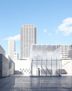 CJWHO ™ (Museum of Contemporary Art Tokyo, Japan | Tetsuo...) #design #art #architecture #japan #landscape #installation #tokyo #museum