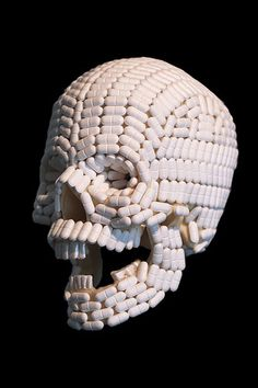 A Cup of Bricks « Zero influence #pills #skull #drugs