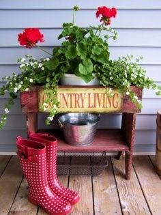 Pinterest / Home #country #decoration