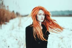 Stunning Portraits by Ines Rehberger