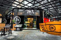 Senya Restaurant by Idbox - #restaurant, #decor, #interior, #singapore