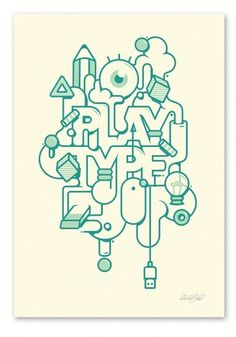 PLAY TYPE - André Beato #type
