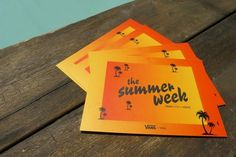 VANS SUMMER WEEK - adb #poster #flyer #summer #vans