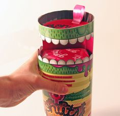 Gonuts!® Donut Packaging Design on Behance
