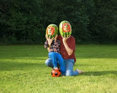 Horribly Happy Holidays: Stereotypical and Sarcastic Family Photography by Max Siedentopf