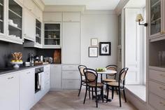Bringing Parisian Art-de-Vivre to a London Penthouse Apartment