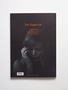 Fat Magazine #design #graphic #editorial #magazine