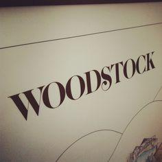 Woodstock Poster Detail #serif #poster #woodstock #detail #typography
