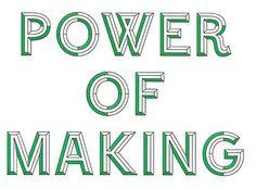 SAW Blog: The pilgrimage to London and the power of making #exhibition #logo #oscarewan #identity