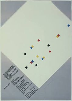 FFFFOUND! #muller #design #poster #josef #brockmann
