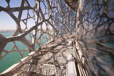 """CJWHO â""""¢ (Burj Doha Skyscraper, Doha, Qatar By Jean Nouvel ...) #construction #design #skyscraper #architecture #qatar #burj #doha"""