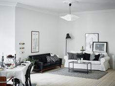 The Design Chaser: Homes to Inspire | Light + Airy in Stockholm #interior design #decoration #decor #deco