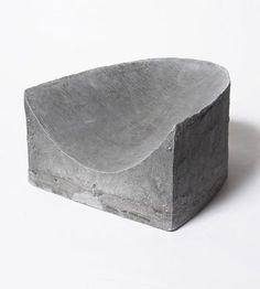 Shape. #seat #concrete