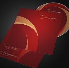 onestepcreative » Identity System for ConsorciumSTS #business #stationary #branding #design #system #identity #cd