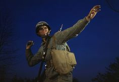 World War II: The American Home Front in Color - Alan Taylor - In Focus - The Atlantic #wwii #soldier #military #grenade #us