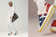 Louis Vuitton Run Away Sneaker Customization