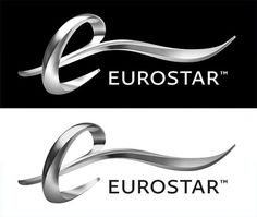 Eurostar Sculpts New Logo - Brand New