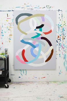 Kirra Jamison | PICDIT #design #color #painting #art #colour