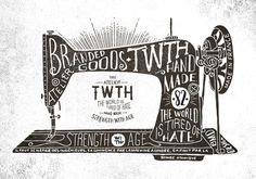 TWTH - Atelier #branding