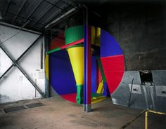 New Anamorphoses by Georges Rousse7 #architecture #art