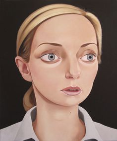 Peter Stichbury | PICDIT #portrait #art #painting
