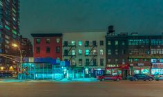 NYC / a Night by Julien Talbot #city #night #photography #york #nyc #new