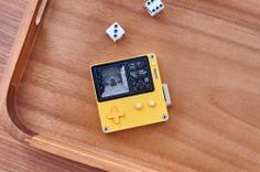 Playdate — Simplifying handheld gaming — minimalgoods