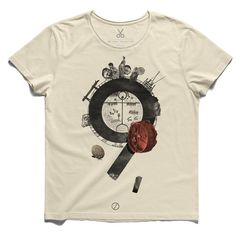 #tokus #beige #tee #tshirt #mythology #nine #shaman #ethnic #drum #injun #indian