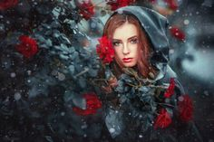 Beautiful Fairy Tale-Inspired Portraits by Olga Boyko
