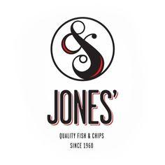 Andreas Neophytou #logo #jones #vintage