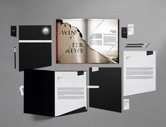 Bureau Bruneau #print #identity #nevada #typography