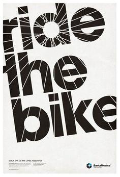 FFFFOUND! #bike #poster