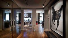 Renovating a three-bedroom apartment in London - HomeWorldDesign (9) (Custom) #interior #apartments #design #renovation