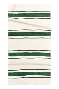 Striped Cotton Rug, H&M Home