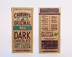 Cadburys Chocolate